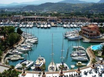 Prestigioso porto<br />turistico di Portorosa