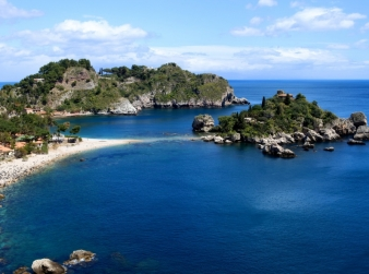 Taormina<br />e  Isola Bella