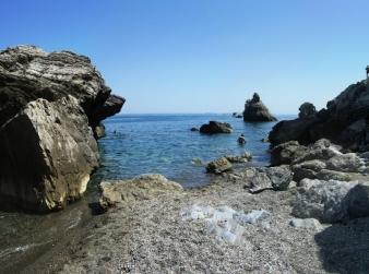 Le affascinanti <br />Grotte di Mongiove